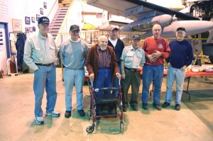 Jim Little, Bill Schillig, Virgil Wyke, Brandon Arnold, Paul Lehuring, Jim Ackley, Don Mansfield
