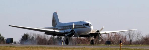 Air Heritage C-47 Skytrain