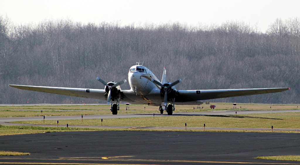 Restoration Of Our Douglas C-47 To Airworthiness