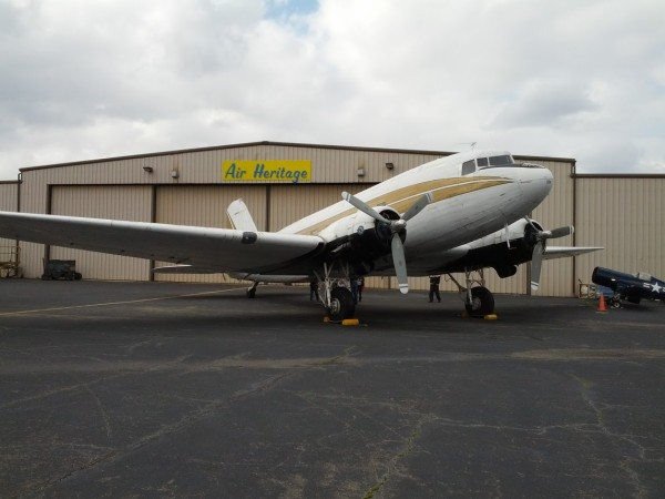 Air Heritage C-47B Skytrain
