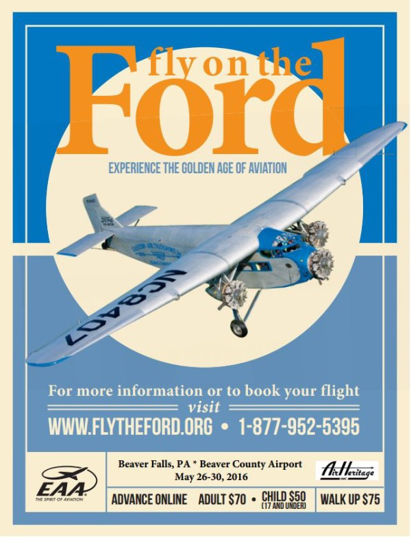 Fly The Ford