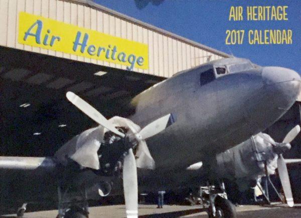 2017 Air Heritage Calendar